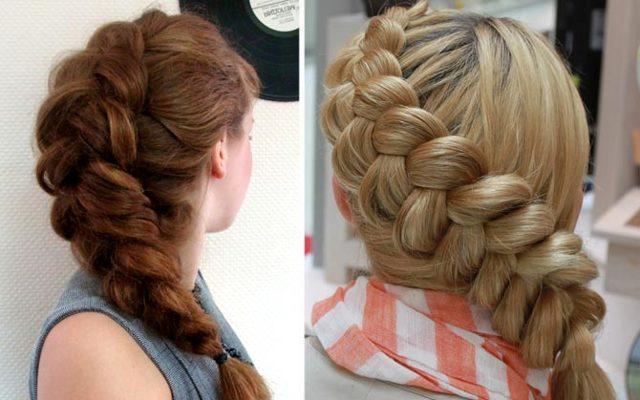 Коса по диагонали: плетение французской косички наискосок для длинных, средних волос, пошаговая инструкция как делать самостоятельно самой себе, кому подходит, фото знаменитостей