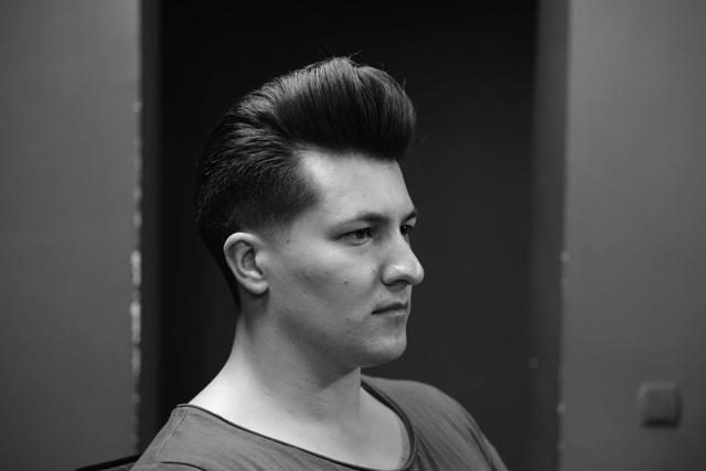 Помпадур прическа: фото мужской стрижки, как сделать pompadour, схема выполнения, общее описание, исторические аспекты, кому подходит, пошаговая инструкция, варианты укладки, плюсы и минусы, звездные примеры