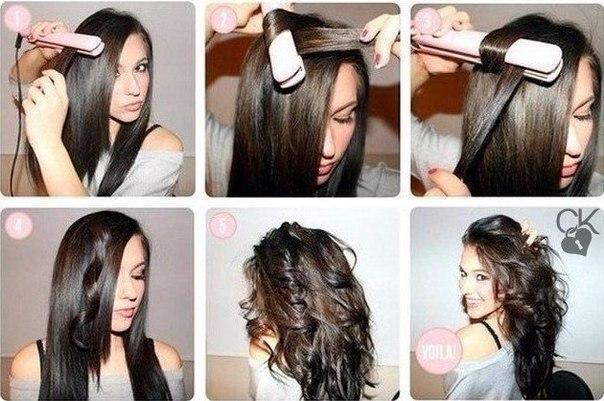 Голливудские локоны: секреты укладки американских локонов, как сделать голливудскую волну или кудри плойкой на длинные, средние и короткие (каре) волосы в домашних условиях, фото, видео