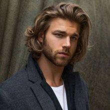 Мужское мелирование: фото, мелирование волос у парней и мужчин на короткие, средние, темные, русые волосы