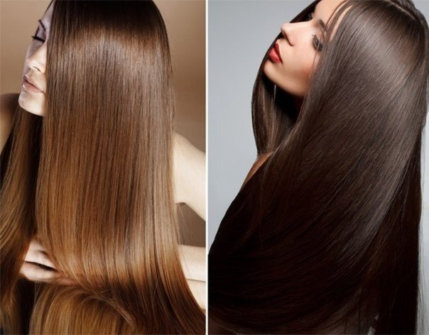 Можно ли делать кератиновое выпрямление на нарощенные волосы: отзывы
