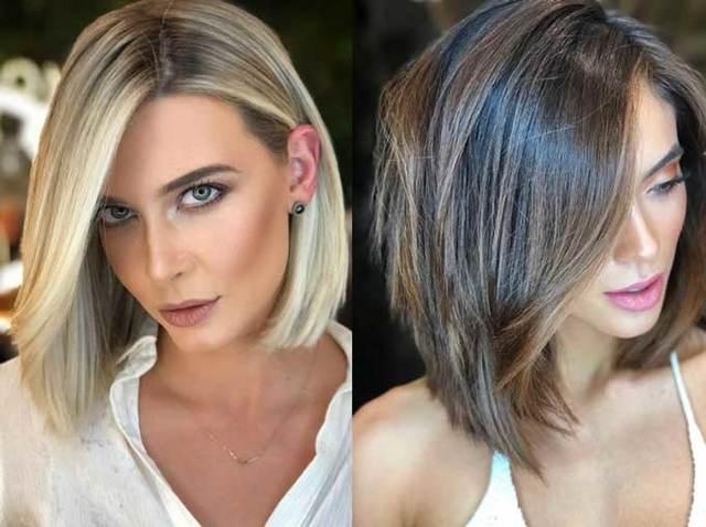 Каре каскад: фото на короткие, средние, длинные волосы, каскадная удлиненная прическа с челкой, какой вариант стрижки лучше выбрать, чем отличается от градуированной модели, можно ли перестричь, исправить