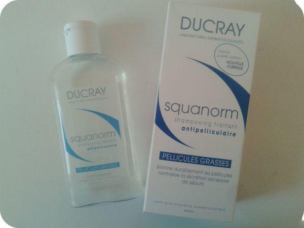 Дюкрей скванорм (ducray squanorm) шампунь от сухой и жирной перхоти: отзывы, цена, инструкция по применению, фото
