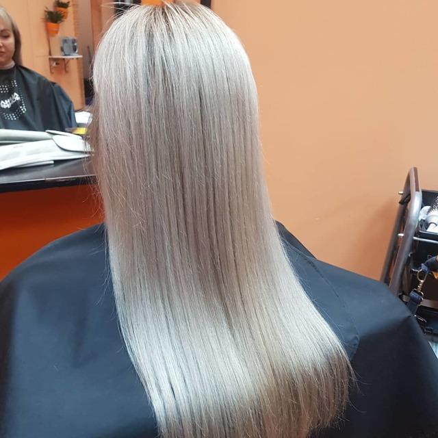 Маски для волос после осветления способны восстановить повреждённые локоны