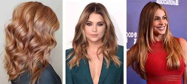 Ореховый цвет волос: фото модных оттенков на девушках (лесной, светлый, золотой, темный, мускатный орех), какая краска или тоник даст нужный цвет, кому он подойдет