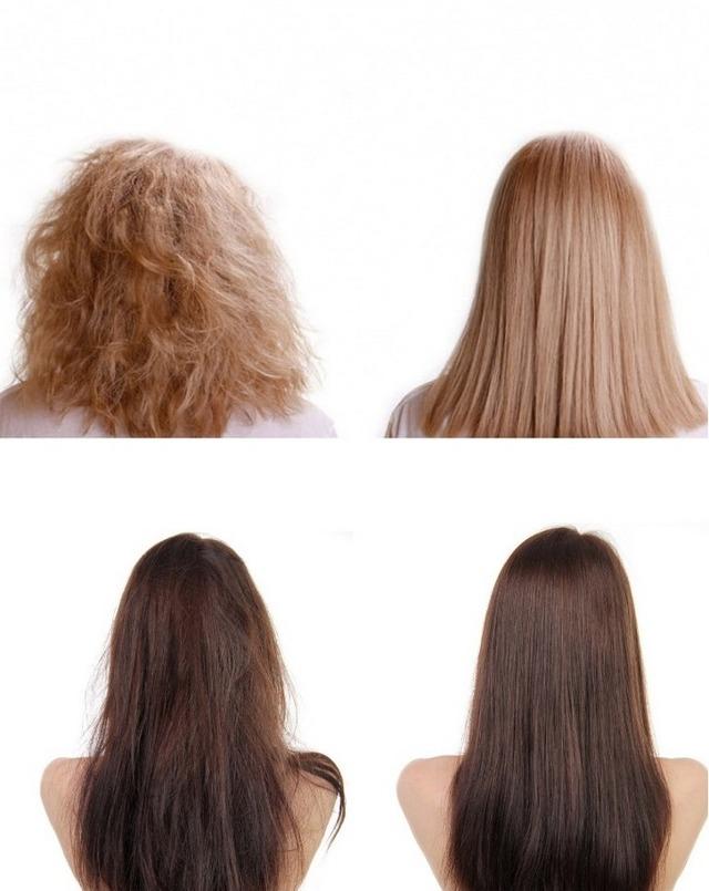 Выпрямление волос в домашних условиях: кератиновое и другие способы сделать прямые локоны поэтапно, что для этого нужно, видео, отзывы, лучшие средства для гладкости