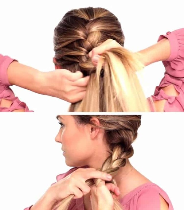 Коса змейка: как плести прическу с зигзагом на голове, кому подходит зигзагообразный колосок из волос, техника плетения, пошаговая инструкция, можно ли сделать прическу самостоятельно, что для этого нужно