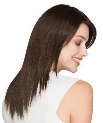 Лисий хвост: фото на длинные, средние, короткие волосы, вид сзади стрижки углом, треугольником, конусом, клином, видеоурок как сделать прическу, кому она подходит