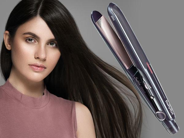 Керамическое выпрямление волос, типы покрытия пластин утюжка, видео, отзывы