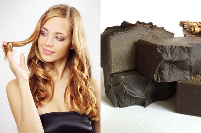 Дегтярное мыло для роста волос: какое действие оказывает на волосы, правила нанесения и способы применения