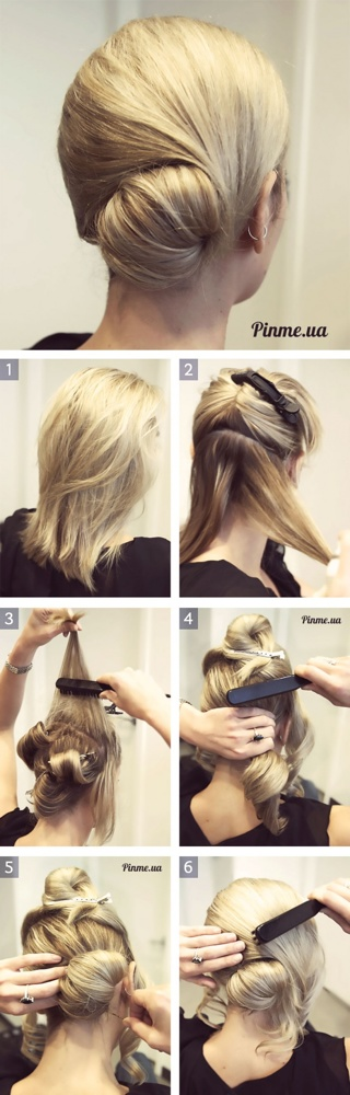 Пучок на короткие волосы: как сделать прическу своими руками, как собрать красивую гульку, что для этого надо, кому подходит укладка, ее популярные вариации, пошаговая инструкция для самостоятельного выполнения, плюсы и минусы, фото знаменитостей