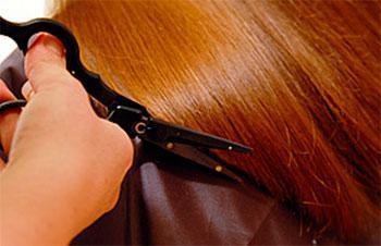 Полировка волос ножницами или стрижка горячими ножницами от секущихся концов по всей длине: что лучше, отзывы, видео