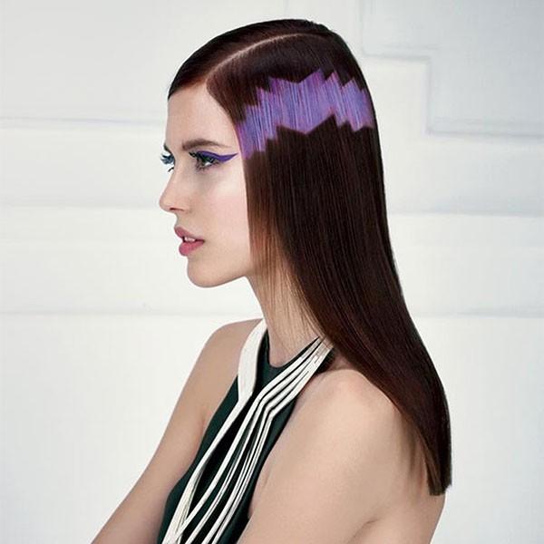 Пиксельное окрашивание волос: что такое, кому подходит, техника окрашивания, фото
