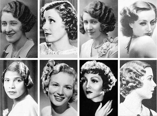 Стиль Чикаго: фото женских и гангстерских причесок 30-х годов, повязка на голову и другие аксессуары для девушек для создания образа времен мафиози, как сделать укладку на короткие, средние, длинные волосы на вечеринку