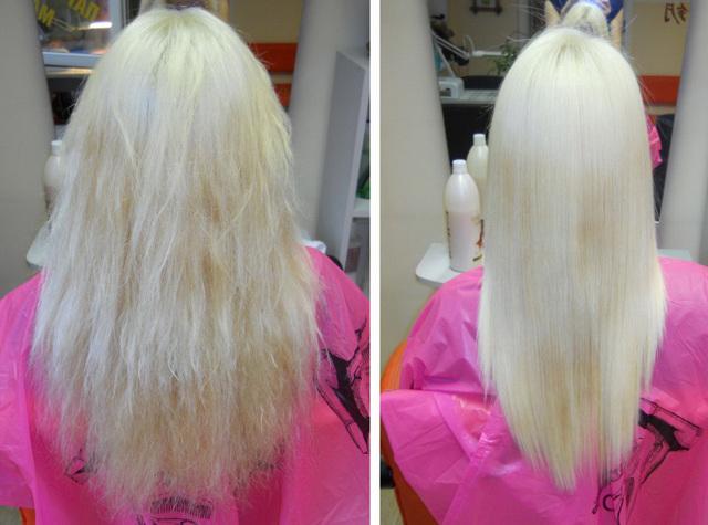 Можно ли делать химию на окрашенные, обесцвеченные, мелированные волосы, видео, отзывы