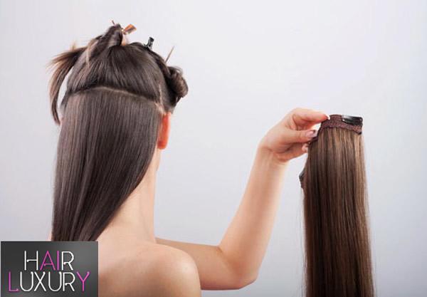 Накладные волосы на резинке: женский секрет и другие бренды, цена, отзывы