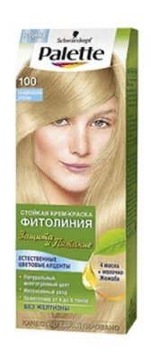 Какой краской осветлить волосы без желтизны, лучшая краска для волос без желтизны, фото до и после