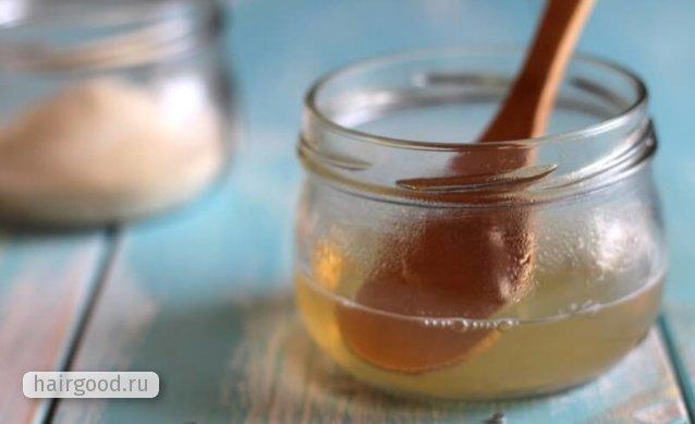 Маска для роста волос с желатином: способы и правила применения (прием внутрь, добавление в шампунь), рецепты желатиновых масок
