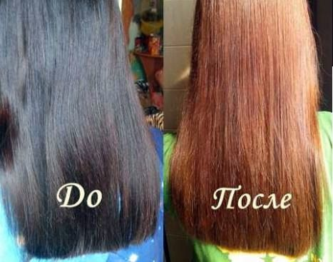 Окрашивание после смывки: когда можно красить волосы, через сколько времени это не вредно, как и чем это сделать, фото до и после, отзывы