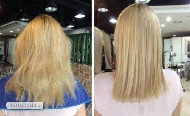 Белая хна для осветления волос в домашних условиях, какие результаты можно получить, фото до и после