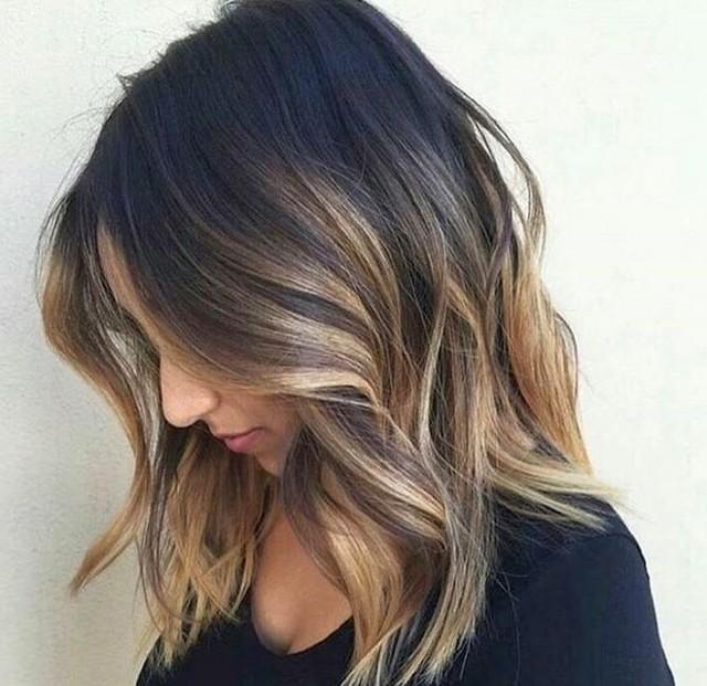 Мелирование на русые волосы: фото до и после, виды милировки на длинные, короткие, средней длины, каре, темно- и светло-русые волосы, красивое окрашивание