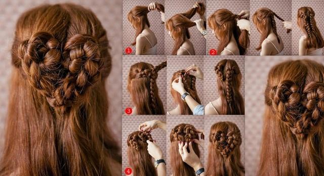 Прическа Эльзы из Холодного сердца фото поэтапно: как заплести косу, схема плетения, кому и для каких случаев подходит косичка, можно ли выполнить укладку самостоятельно, пошаговая инструкция, звездные примеры