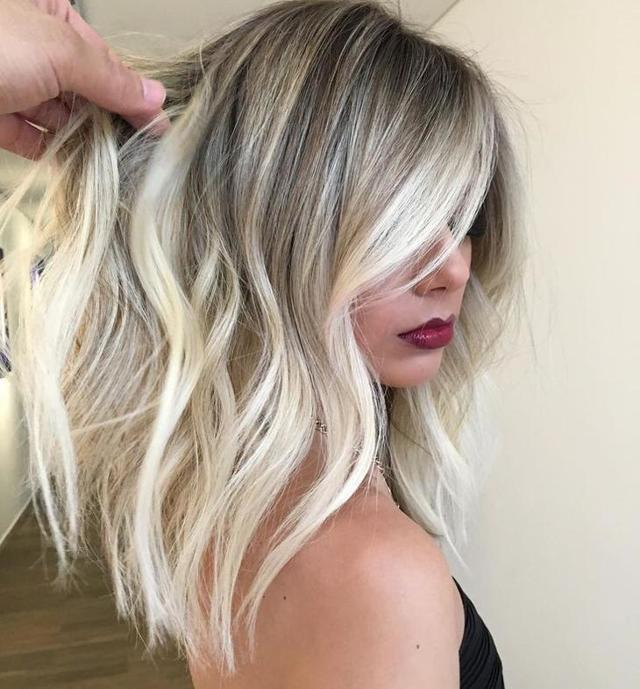 Холодные оттенки волос: фото оттенков (русый, блонд, шоколад, коричневый, каштановый и другие), как их добиться и кому они идут, лучшие краски и оттеночные средства