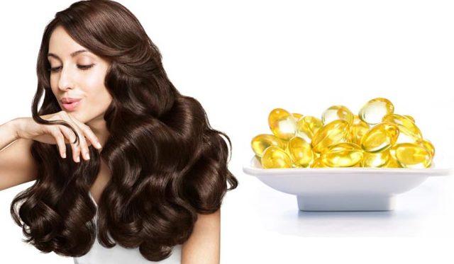 Помогает ли рыбий жир для роста волос, правила применения капсул и рецепты лучших масок