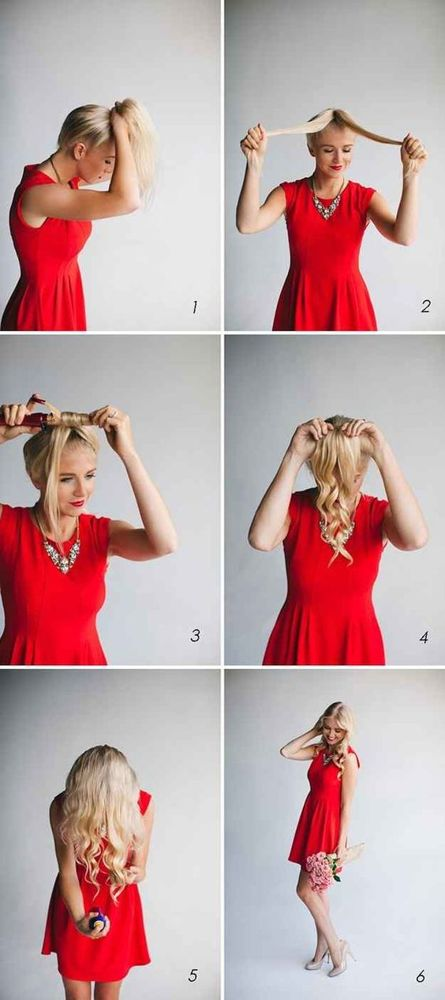 Как правильно накрутить волосы на бигуди: техники укладки и завивки для получения красивых локонов в домашних условиях, фото