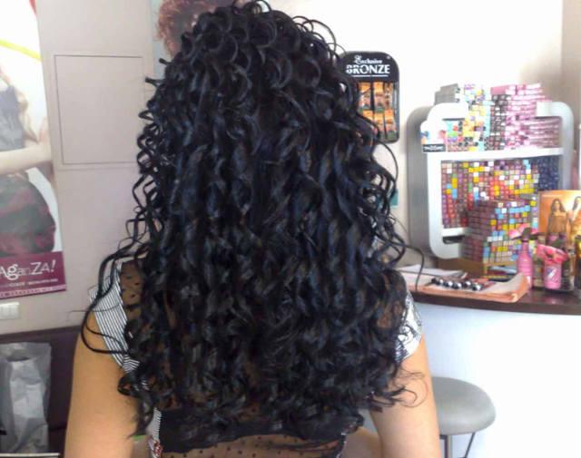 Биозавивка на средние волосы: сколько стоит, пошаговая инструкция по биохимии волос, фото до и после, видео