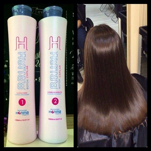 Ботокс для волос perola: состав, польза компонентов, применение, отзывы