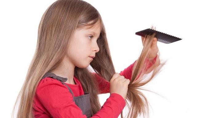 Уход за детскими волосами, что нельзя делать с прической ребенка, лучшие средства
