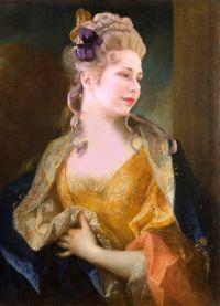 Причёски в стиле барокко: история эпохи, женские укладки и головные уборы 17 века, фото, видео, характерные черты, уместно ли делать в наши дни, современные варианты на разную длину волос, примеры знаменитостей