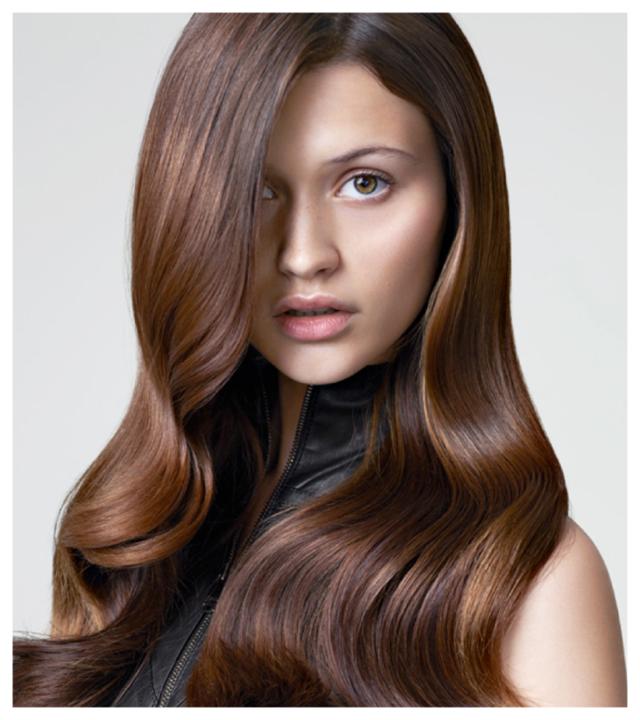 Шоколадный цвет волос: фото оттенков (темный, горький, горячий, холодный, светлый, карамельный шоколад и другие), как и чем сделать окрашивание и мелирование